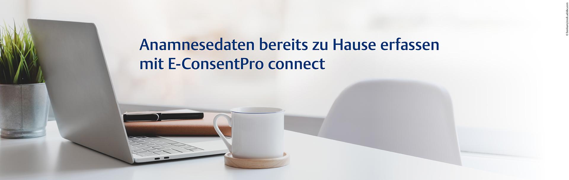 Slider E-ConsentPro connect