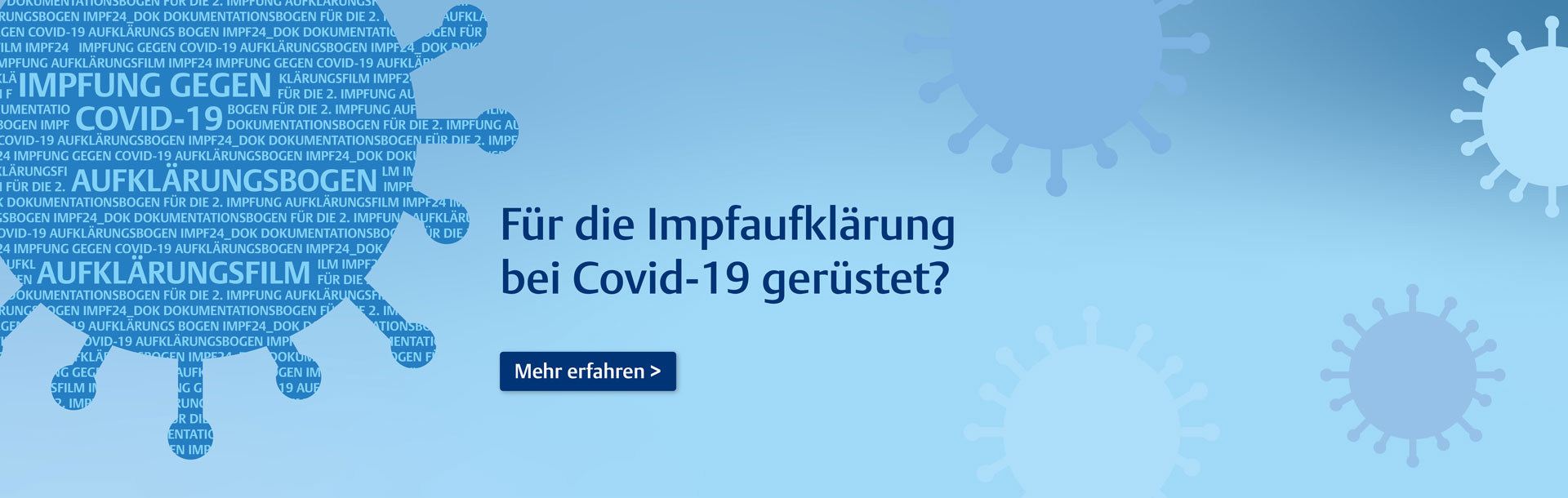 Slider Impfbogen Covid-19